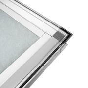 frame for acoustic panel framframe silentART