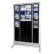illuminated presentation wall lumo twist