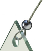 fisso perla loop clamp for cable