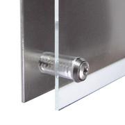 fisso tube acrylic sleeve