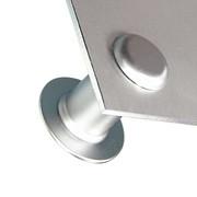 fisso rosett aluminium