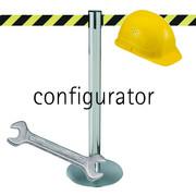 configurator stopper